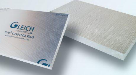 Herstellung von G.AL® Aluminium Gussplatten