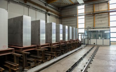 Heat treatment of aluminum